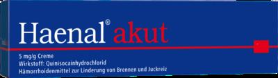 Haenal Akut Creme (PZN 00472638)