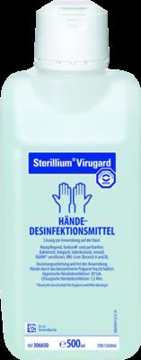 Sterillium Virugard Loesung (PZN 07243042)
