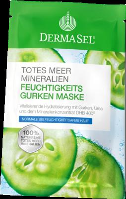 Dermasel Maske Feuchtigkeit Spa (PZN 06838690)