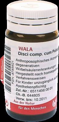 Disci Comp. C. Pulsatilla (PZN 08785621)