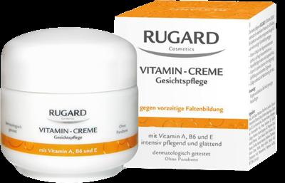 Rugard Vitamin Creme Gesichtspflege (PZN 10259058)