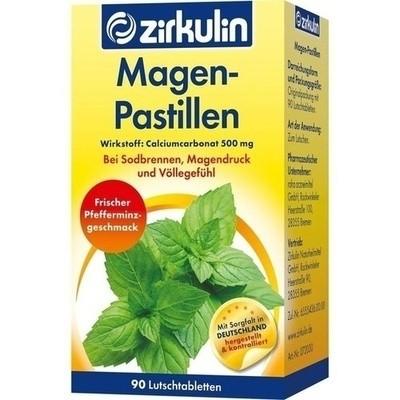 Zirkulin Magen Pastillen (PZN 00839866)
