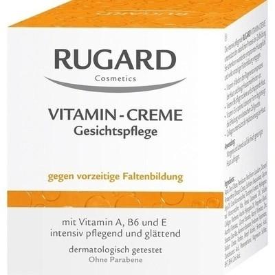 Rugard Vitamin Creme Gesichtspflege (PZN 10259064)