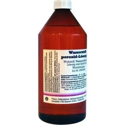 Wasserstoffperoxid Loesung 3% (PZN 04652521)