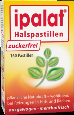 Ipalat Halspastillen Zuckerfrei (PZN 07291897)