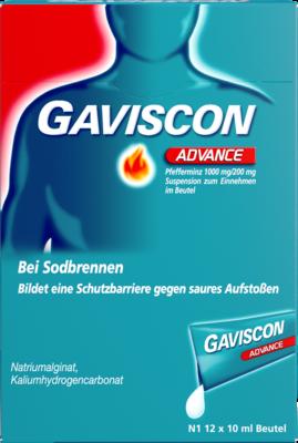 Gaviscon Advance Pfefferminz (PZN 02240760)