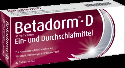 Betadorm D (PZN 03241684)