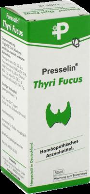 Presselin Thyri Fucus (PZN 02498599)