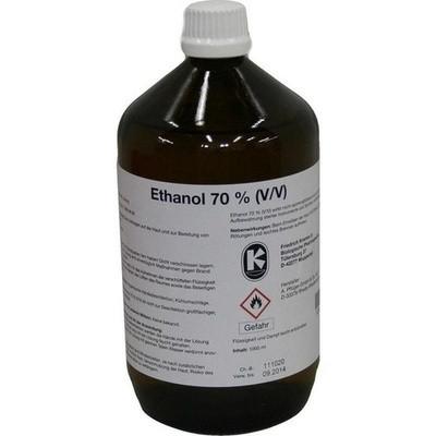 Ethanol 70% V/v (PZN 07529666)