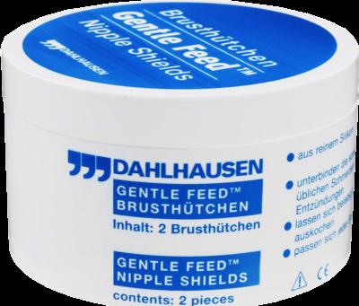 Brusthuetchen Silikon Gentle Feed (PZN 07486543)