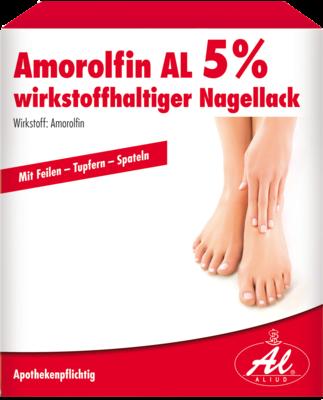 Amorolfin Al 5% (PZN 09091234)