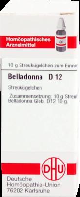 Belladonna D 12 (PZN 01760428)