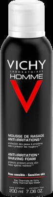 Vichy Homme Rasierschaum Anti Hautirritationen (PZN 04955285)