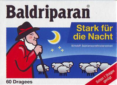 Baldriparan Stark F.d. Nacht Tabl.ueberzogen (PZN 00499181)