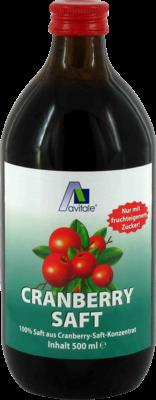 Cranberry Saft 100% Frucht (PZN 03480489)