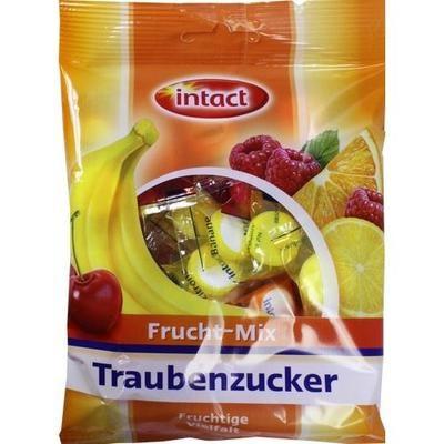 Intact Traubenzucker Frucht Mix (PZN 03403431)