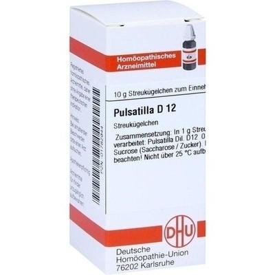 Pulsatilla D 12 (PZN 01782944)