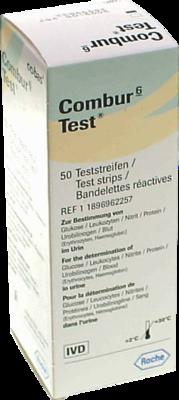 Combur 6 Test Teststreifen (PZN 00838559)