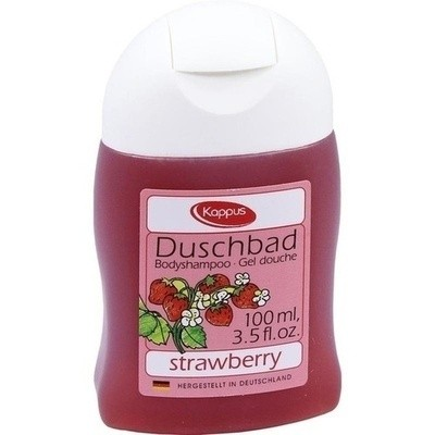 Kappus Strawberry Duschbad (PZN 01179455)