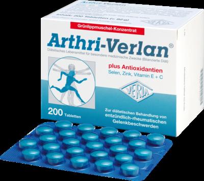 Arthri Verlan Tabl. (PZN 00193536)