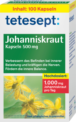 Tetesept Johanniskraut (PZN 08518216)