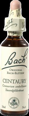 Bachblüten Centaury Tropfen (PZN 00046640)