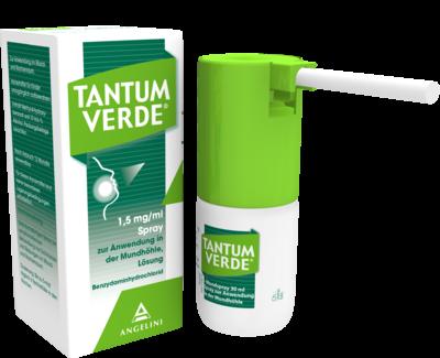 Tantum Verde 1,5mg pro  ml (PZN 11104004)
