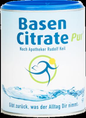 BASEN CITRATE Pur Pulver nach Apotheker Rudolf Keil (PZN 03755779)