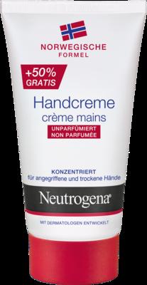 Neutrogena Norweg.formel Handcreme Unparf. (PZN 00335166)