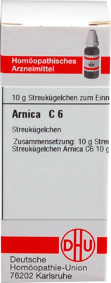 Arnica C 6 (PZN 03486397)