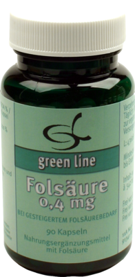 Folsaeure 0,4 Mg (PZN 02165024)