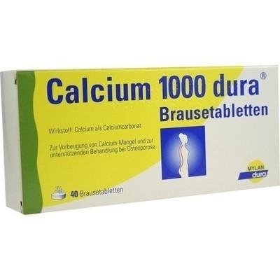 Calcium 1000dura (PZN 07730291)
