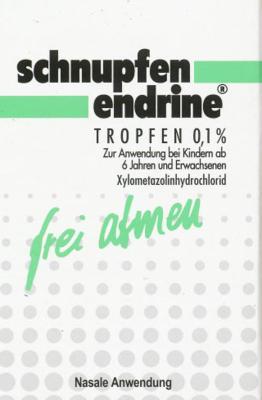 Schnupfen Endrine 0,1% (PZN 03925069)