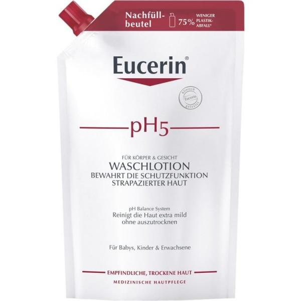 Eucerin pH5 Waschlotion Nachfüll Empfindliche Haut (PZN 13889239)