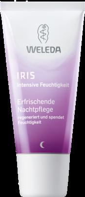 Weleda Iris Nachtpflege Creme Erfrischend (PZN 02055324)
