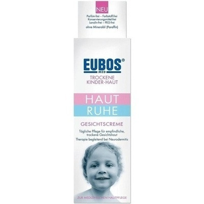 Eubos Kinder Haut Ruhe Gesichts (PZN 05967445)