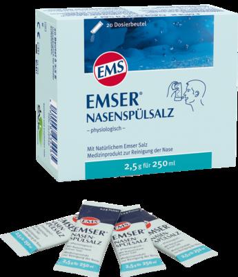 Emser Nasenspuelsalz Physiologisch (PZN 02579659)