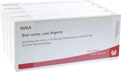 Disci Comp. C. Argento Amp. (PZN 02085584)