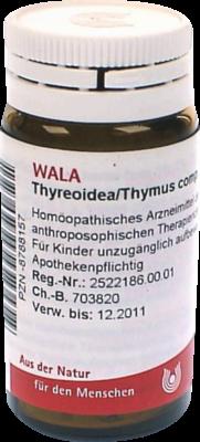 Thyreoidea/ Thymus Comp. (PZN 08788157)