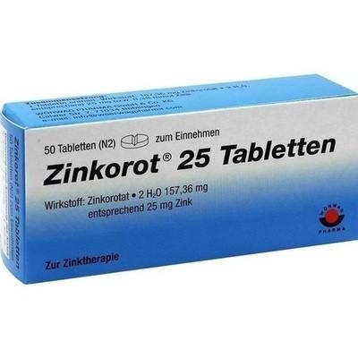 Zinkorot 25 (PZN 06890710)