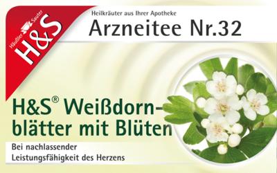 H&s Weißdornblätter mit Blüten (PZN 03140196)