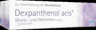 Dexpanthenol Acis Wund + Heil (PZN 08862741)