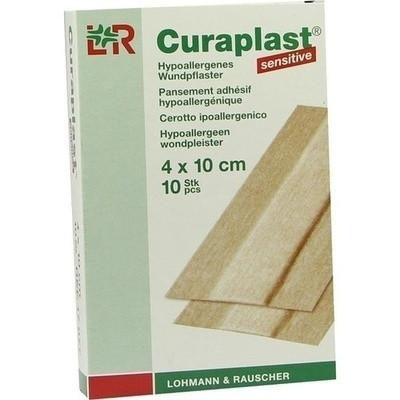 Curaplast Wundschnellverb.sensitiv 4x10 cm 1m (PZN 06980063)
