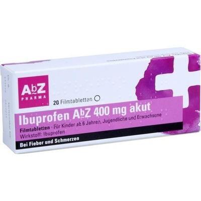 Ibuprofen AbZ 400 mg akut (PZN 11722825)