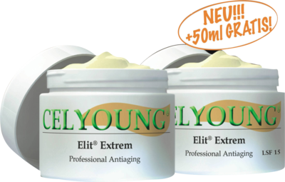 Celyoung Elit Extrem Creme 50ml + Gratis Elit (PZN 01697380)