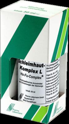 Schleimhaut Komplex l Ho Fu Complex (PZN 07186427)
