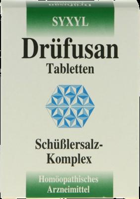 Druefusan Tabletten Syxyl (PZN 03215066)