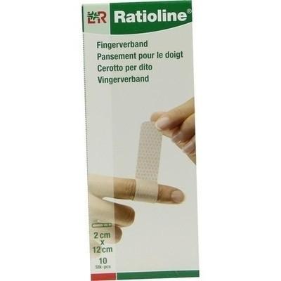 Ratioline elastic Fingerverband 2x12 cm (PZN 01805349)