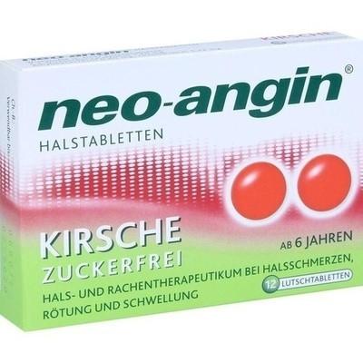 Neo Angin Halstabletten Kirsche (PZN 10994817)