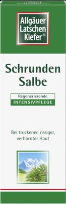 Allgäuer Latschenkiefer Schrunden 90ml (PZN 01490070)